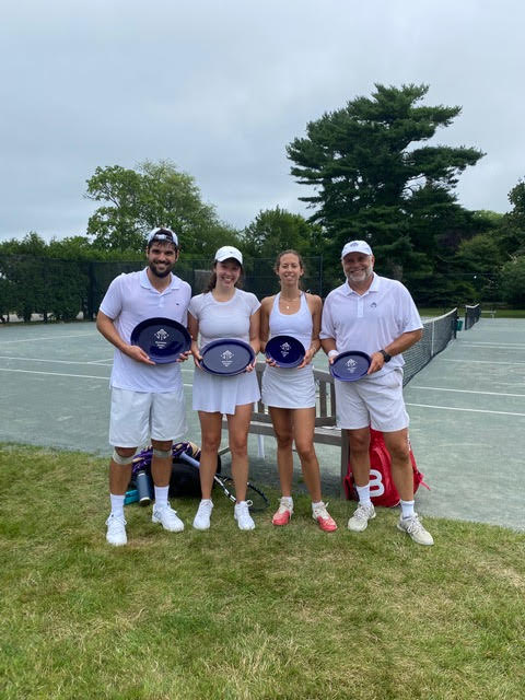 2021 Mixed doubles Club Championship